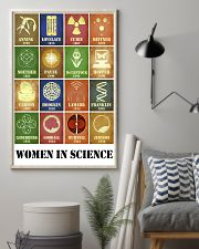 Women In Science 11x17 Poster lifestyle-poster-1