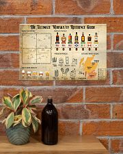 The Ultimate Whiskey Reference Guide 17x11 Poster poster-landscape-17x11-lifestyle-23