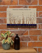 American Whiskey Family Tree 17x11 Poster poster-landscape-17x11-lifestyle-23