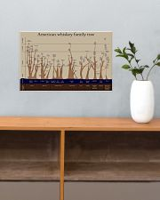 American Whiskey Family Tree 17x11 Poster poster-landscape-17x11-lifestyle-24