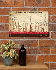 The family tree of bourbon 17x11 Poster poster-landscape-17x11-lifestyle-23