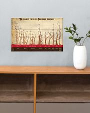 The family tree of bourbon 17x11 Poster poster-landscape-17x11-lifestyle-24