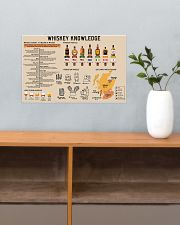Whiskey Knowledge 17x11 Poster poster-landscape-17x11-lifestyle-24