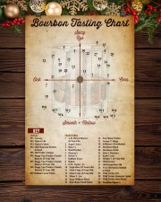 Bourbon Tasting Chart 11x17 Poster aos-poster-portrait-11x17-lifestyle-22