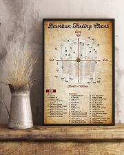 Bourbon Tasting Chart 11x17 Poster lifestyle-poster-3