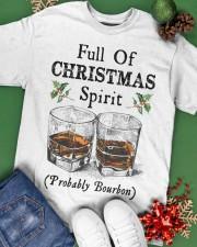 Full of Christmas spirit Classic T-Shirt apparel-classic-tshirt-lifestyle-back-69