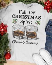 Full of Christmas spirit Classic T-Shirt apparel-classic-tshirt-lifestyle-front-81