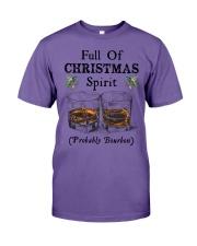 Full of Christmas spirit Premium Fit Mens Tee tile