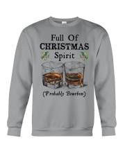 Full of Christmas spirit Crewneck Sweatshirt tile