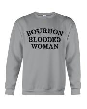 Bourbon blooded woman Crewneck Sweatshirt tile