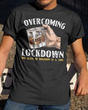 Overcoming Lockdown Classic T-Shirt apparel-classic-tshirt-lifestyle-28