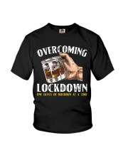 Overcoming Lockdown Youth T-Shirt tile