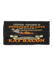 Eat Bacon Mask tile