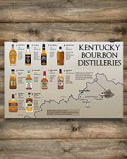 Kentucky bourbon distilleries 17x11 Poster poster-landscape-17x11-lifestyle-14