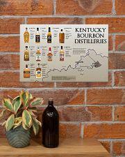 Kentucky bourbon distilleries 17x11 Poster poster-landscape-17x11-lifestyle-23