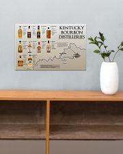 Kentucky bourbon distilleries 17x11 Poster poster-landscape-17x11-lifestyle-24