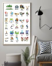 ABCs of Life Art 11x17 Poster lifestyle-poster-1