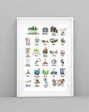 ABCs of Life Art 11x17 Poster lifestyle-poster-5