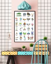 ABCs of Life Art 11x17 Poster lifestyle-poster-6