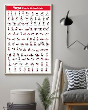 115 Yoga Poses 11x17 Poster lifestyle-poster-1