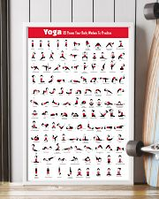 115 Yoga Poses 11x17 Poster lifestyle-poster-4