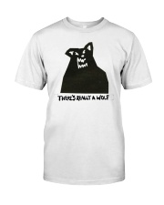 There's Really A Wolf - Russ hoodie Premium Fit Mens Tee thumbnail