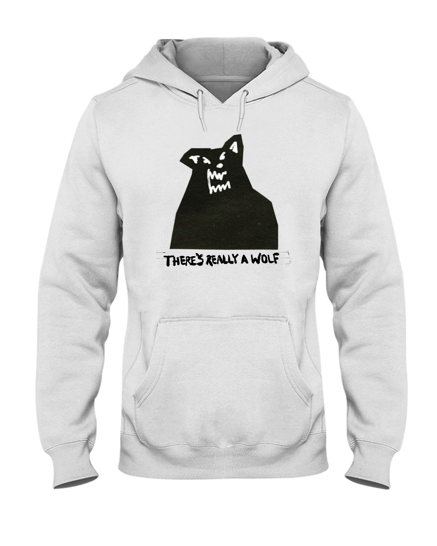 There's Really A Wolf - Russ hoodie Hooded Sweatshirt