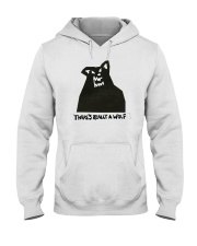 There's Really A Wolf - Russ hoodie Hooded Sweatshirt front