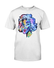 almost marilyn t shirt sweatshirt hoodie Classic T-Shirt front