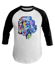 almost marilyn t shirt sweatshirt hoodie Baseball Tee tile
