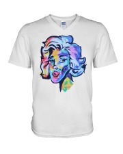 almost marilyn t shirt sweatshirt hoodie V-Neck T-Shirt thumbnail