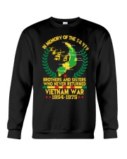 IN MEMORY OF  Crewneck Sweatshirt thumbnail