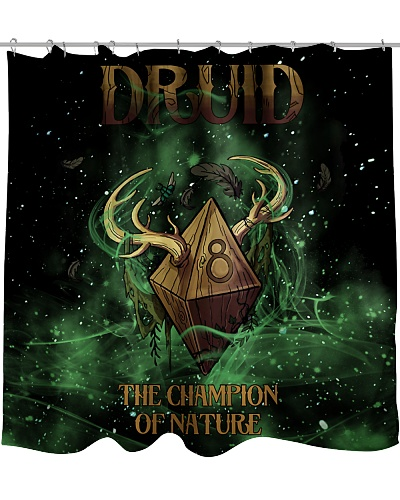 DnD All-over Print - DRUID