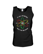 LIMITED EDITION Unisex Tank front
