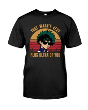 JAPANESE T-SHIRT 2 Classic T-Shirt front