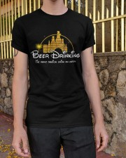 THE MOST MAGICAL DRINK Classic T-Shirt apparel-classic-tshirt-lifestyle-21
