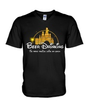 THE MOST MAGICAL DRINK V-Neck T-Shirt thumbnail