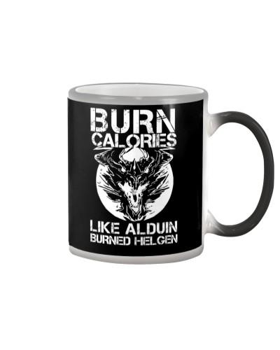 BURN CALORIES