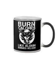 BURN CALORIES Color Changing Mug thumbnail