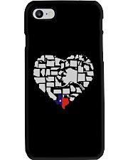 I LOVE TEXAS FROM BOTTOM OF MY HEART Phone Case i-phone-7-case