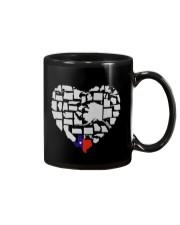 I LOVE TEXAS FROM BOTTOM OF MY HEART Mug thumbnail