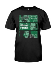 KNOWS Classic T-Shirt front