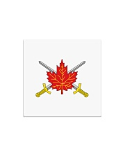 Canada Army  Square Magnet thumbnail