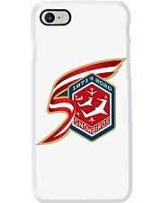 CF Snowbirds 50th aniversy t-shirt Phone Case tile