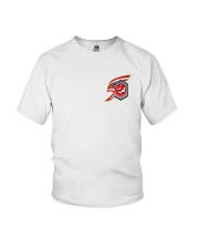 CF Snowbirds 50th aniversy t-shirt Youth T-Shirt tile