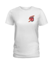 CF Snowbirds 50th aniversy t-shirt Ladies T-Shirt thumbnail