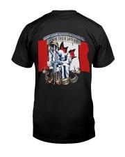 Never Forgotten Classic T-Shirt back