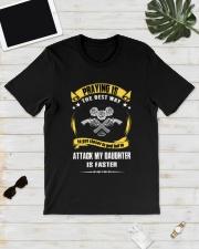 Humorous t shirt Classic T-Shirt lifestyle-mens-crewneck-front-17
