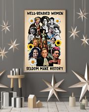 Well behaved women seldom make history poster 11x17 Poster lifestyle-holiday-poster-1