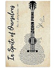 Guitar in spite of ourselves poster 11x17 Poster front